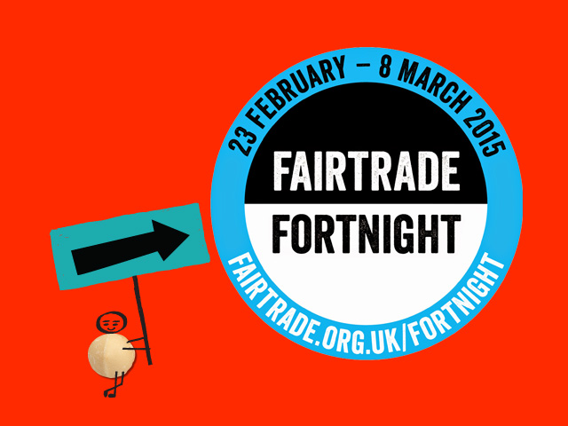 For Fairtrade Fortnight!