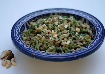 Antony Worrall Thompson – Pilaf rice